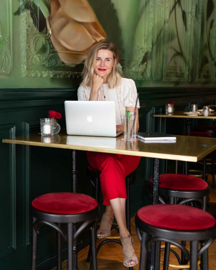 Portfolio Red Vibes Design - Annet Ent